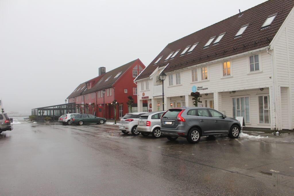 Torvgården, Havnegata 1